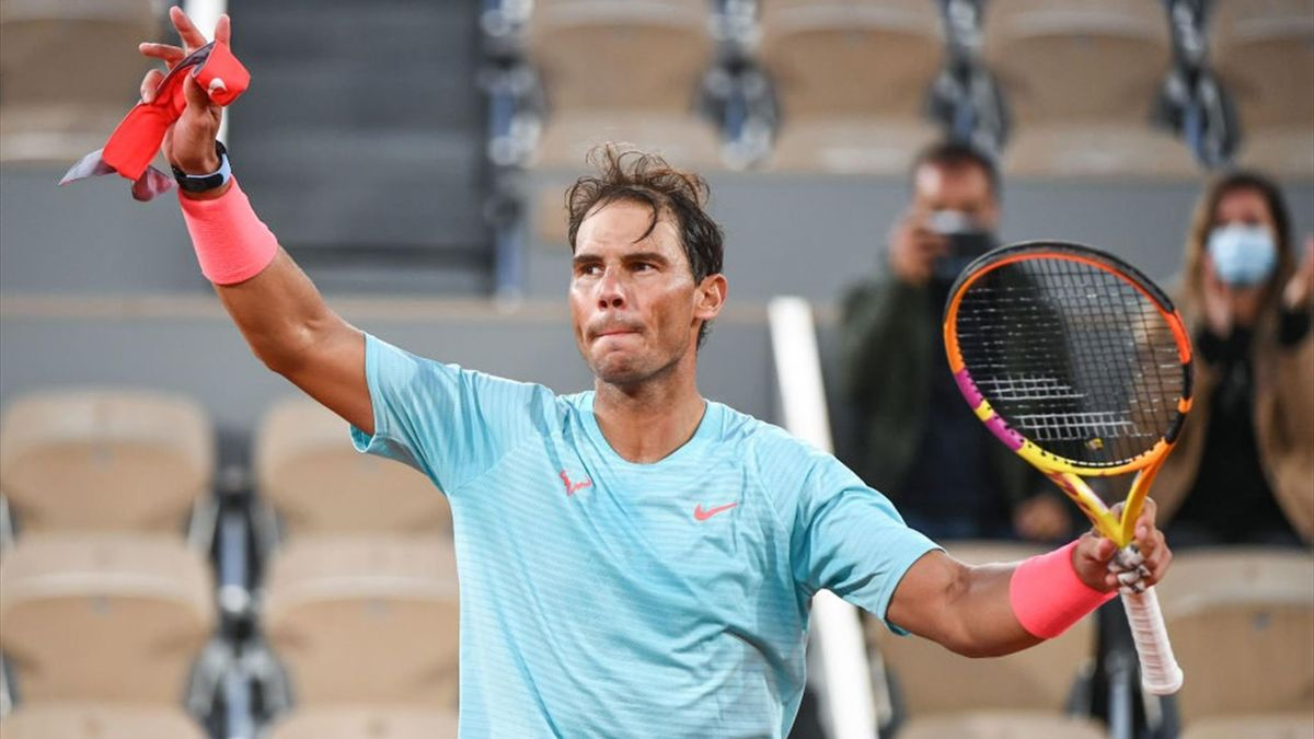Rafael Nadal, debut apăsat la Roland Garros 2020