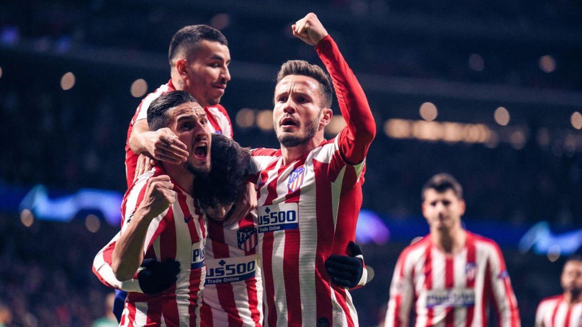 Atlético Madrid | Saul Niguez