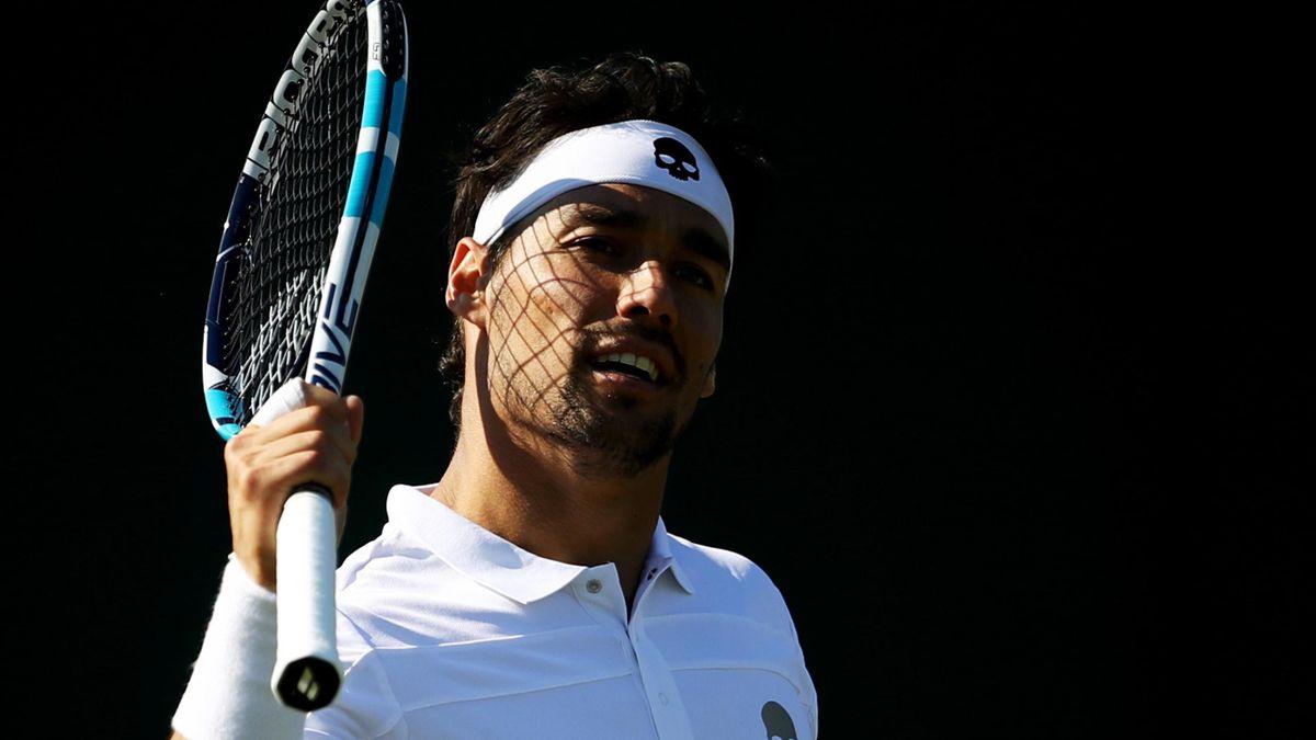 Fognini Wimbledon