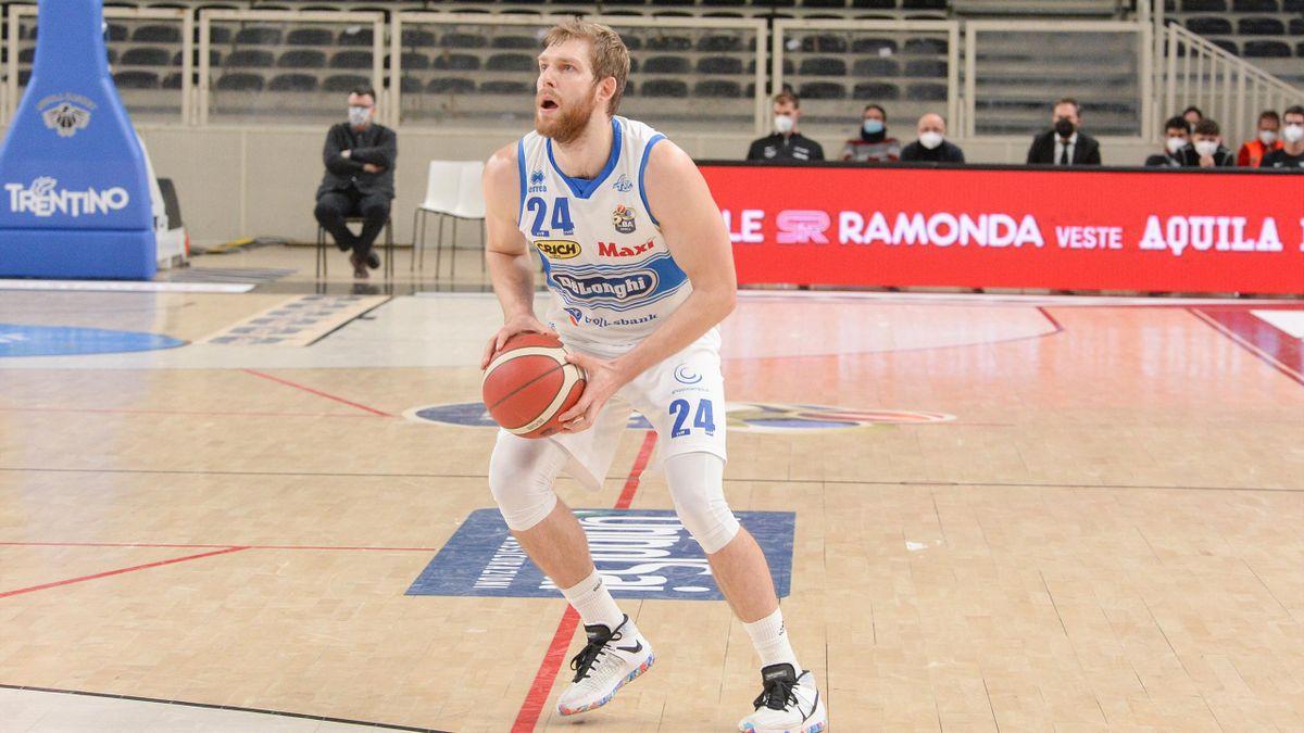 Michal Sokolowski, Treviso Basket