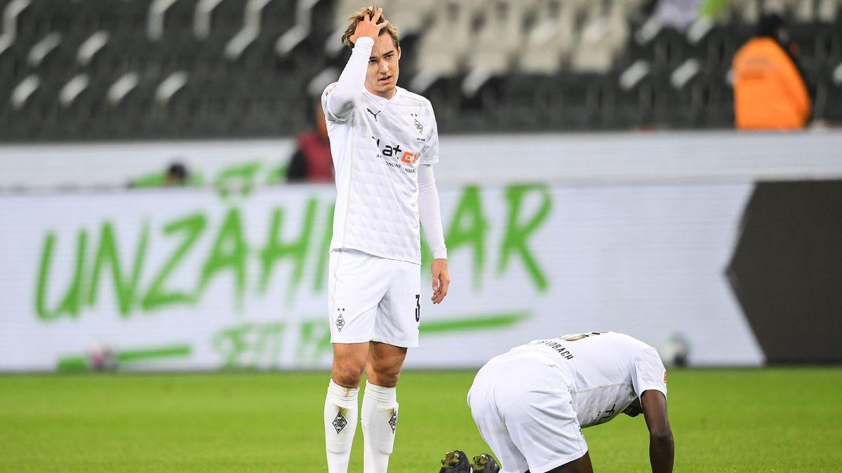 Florian Neuhaus, Borussia Mönchengladbach