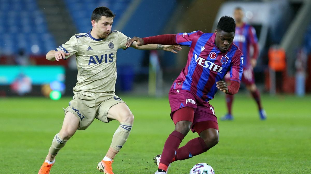 Trabzonspor gegen Fenerbahce