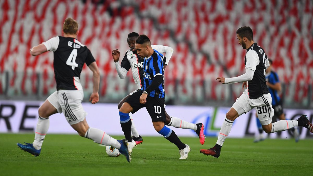 Lautaro Martinez - Juventus-Inter - Serie A 2019/2020 - Getty Images