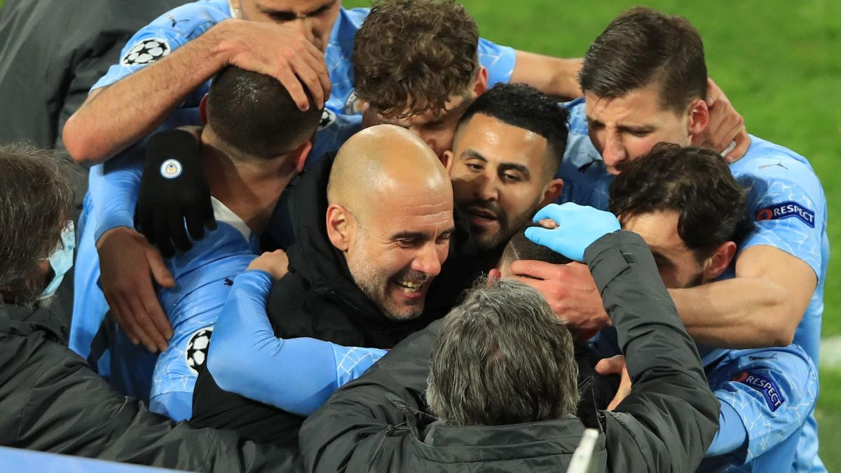 Guardiola, Manchester City