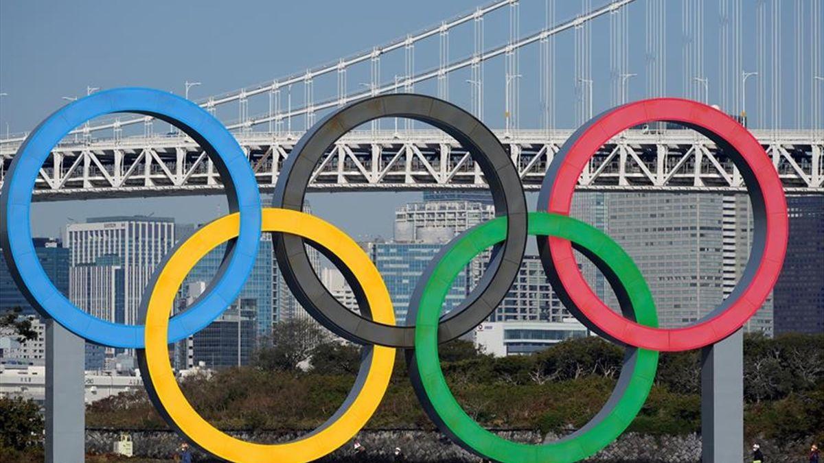 Anillos Juegos Olímpicos