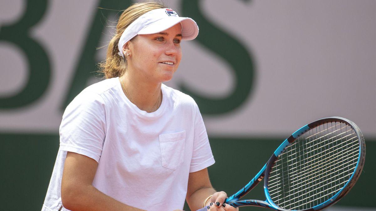 Sofia Kenin | Tennis | ESP Player Feature