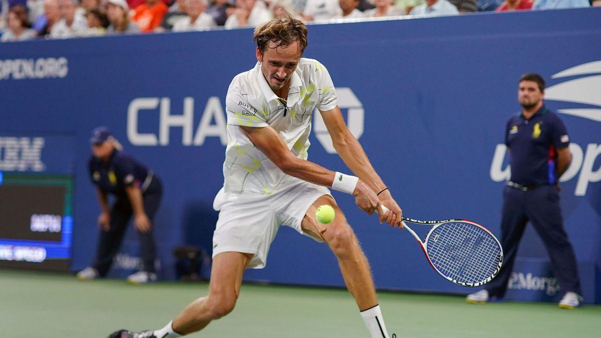 Daniil Medvedev convins că poate câștiga la US Open