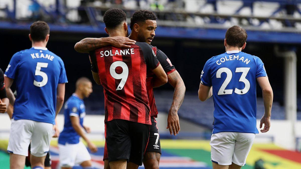 Bournemouth Relegated Despite Comfortable Win At Everton Eurosport