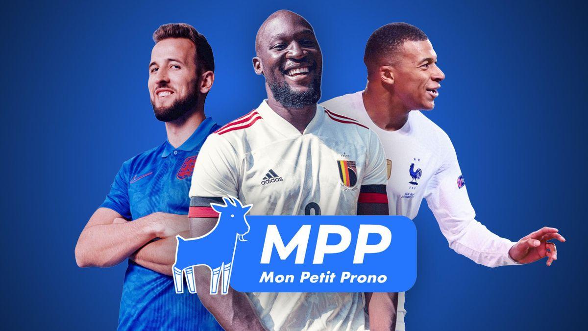Mbappé, Kane, Lukaku... Qui sera meilleur buteur de l'Euro : Nos pronos avec MPP