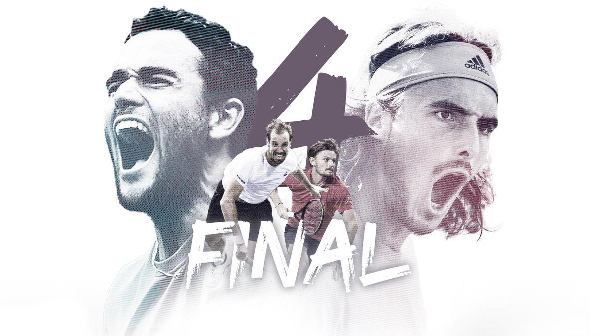 Ultimate Tennis Showdown. Final 4
