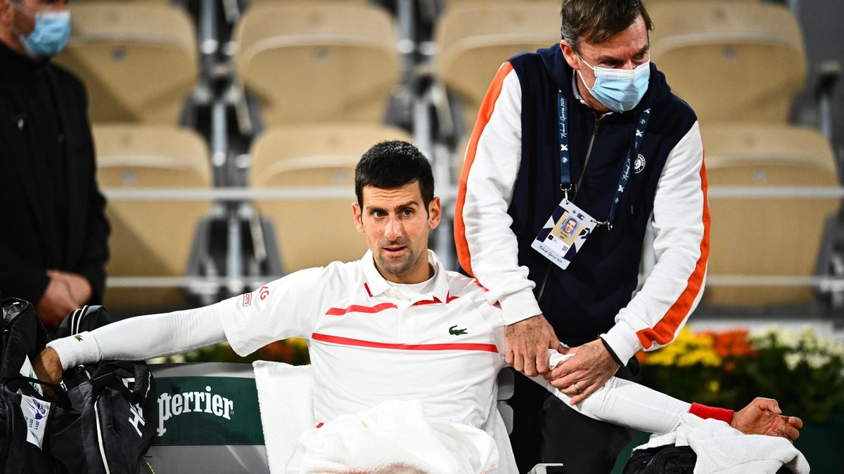 French Open 2020 – Pablo Carreno Busta slams Novak Djokovic for always  calling trainer mid-match - Eurosport