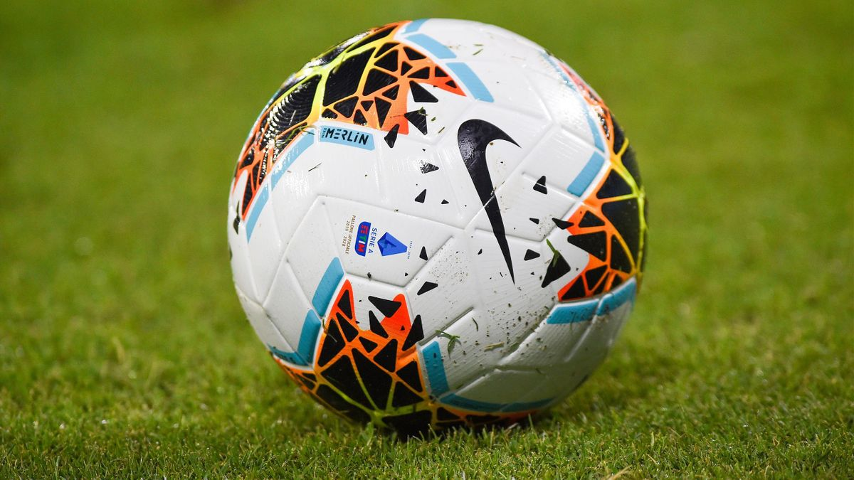 Serie A ball 2019/2020