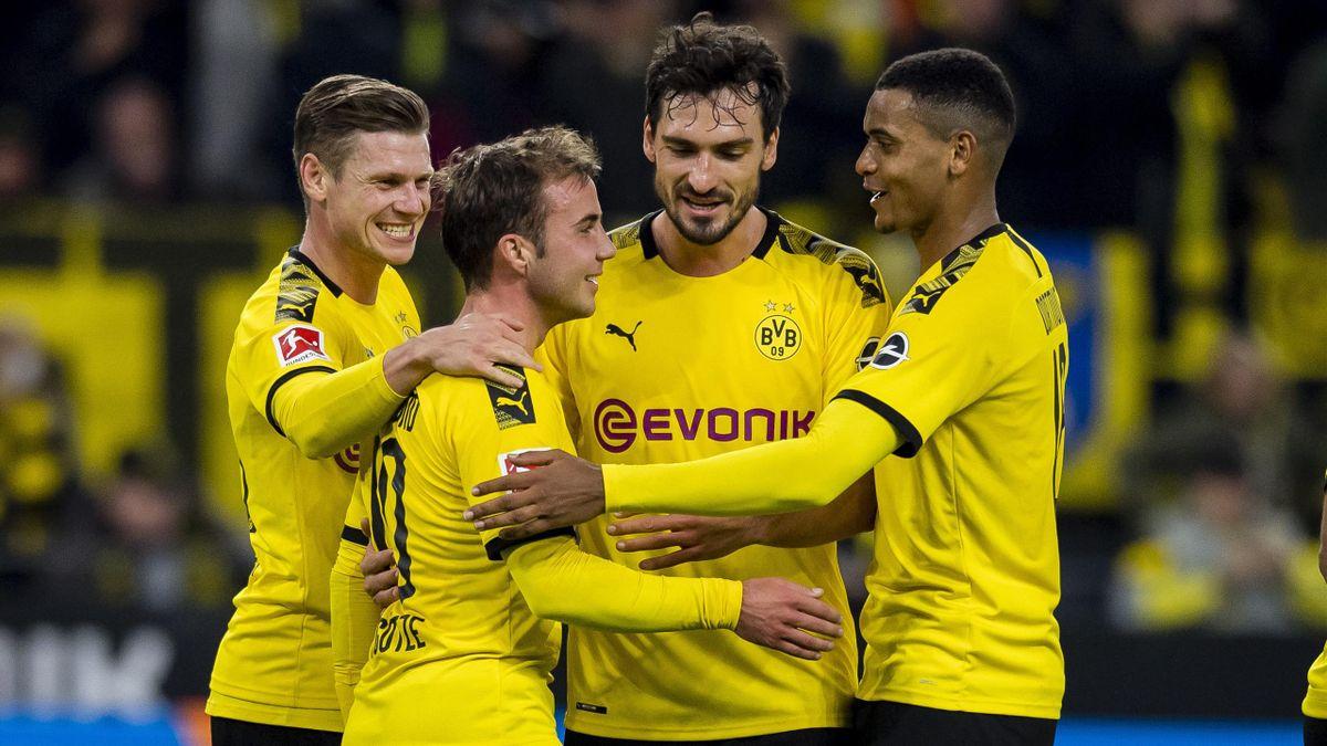 Mario Gotze va pleca de la Borussia Dortmund în vară.