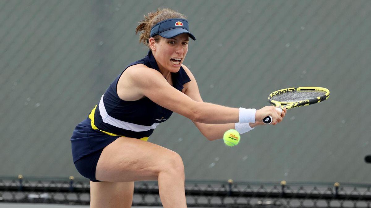 Johanna Konta, la Top Seed Open, disputat la Lexington