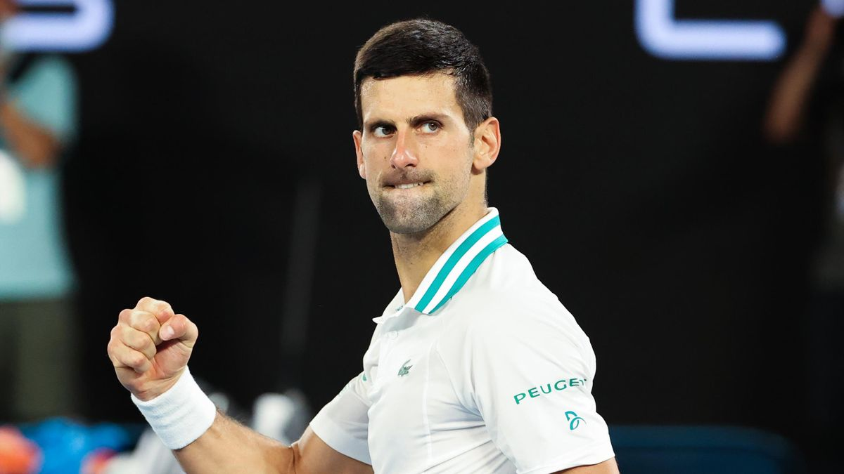 Smertefri Djokovic: – Den beste kampen til nå