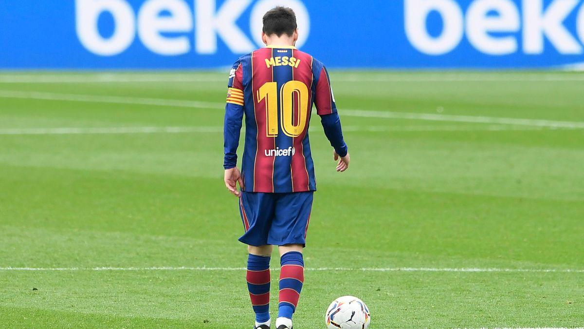 Leo Messi (Barcelona)