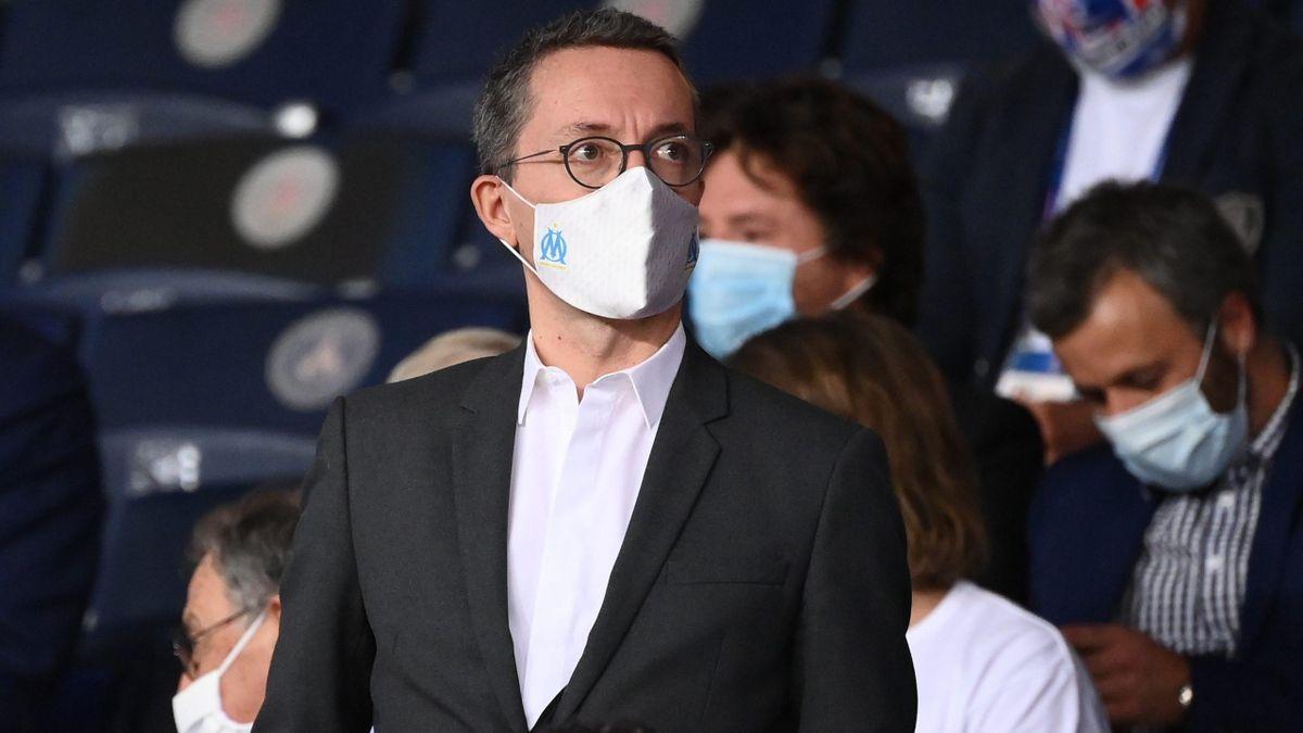 Jacques-Henri Eyraud (Marseille) / Ligue 1
