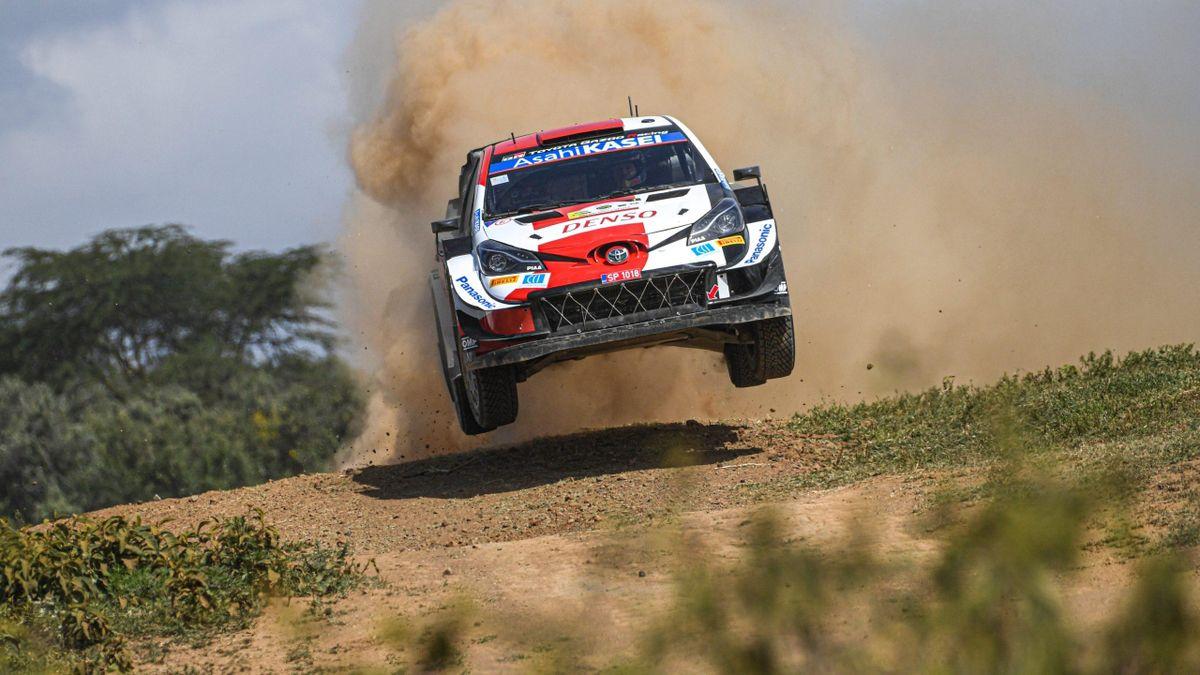 Sébastien Ogier (Toyota) / Rallye du Kenya 2021