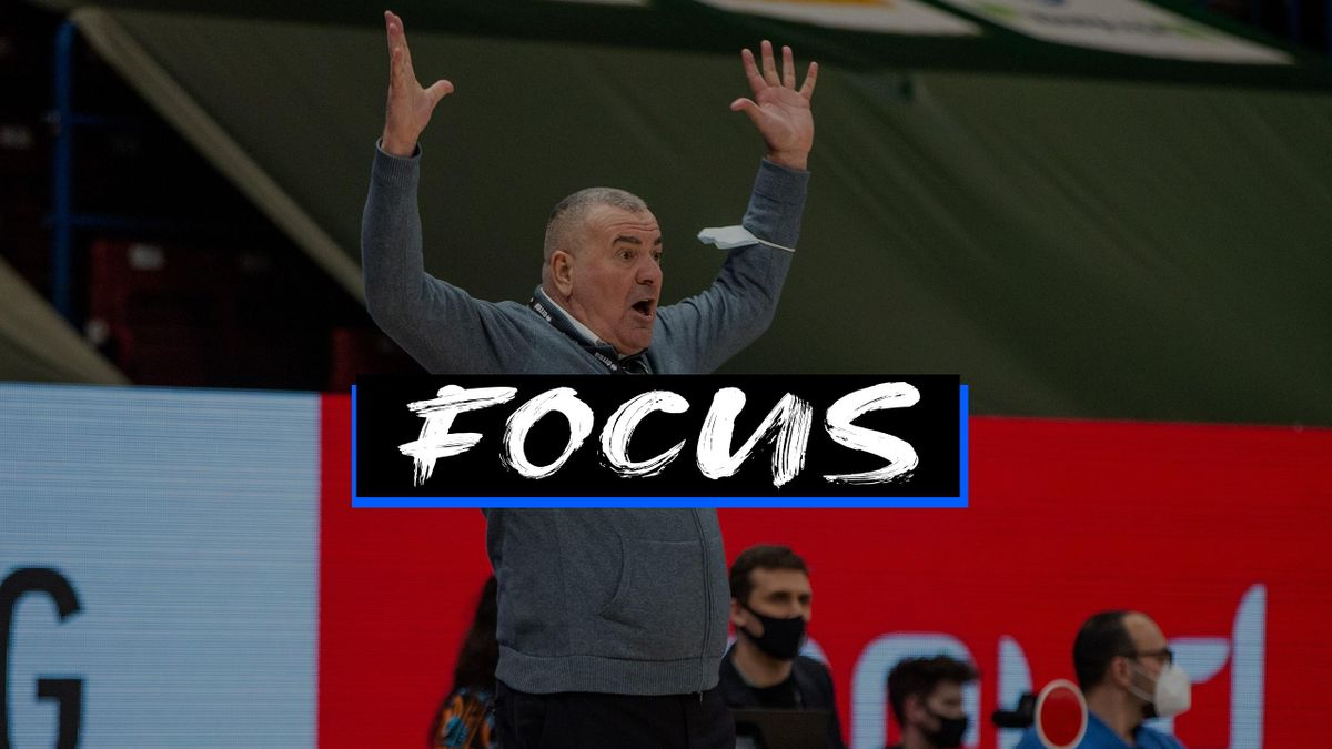 Jasmin Repesa, Carpegna Prosciutto Pesaro, Final Eight 2021 - Focus