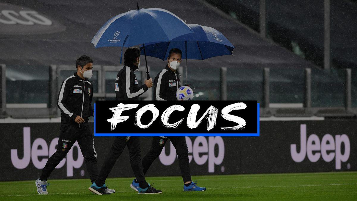 Focus Juventus-Napoli