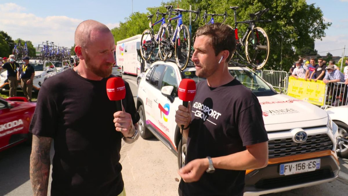 'What can we say about him!' - Wiggins hails Mohoric
