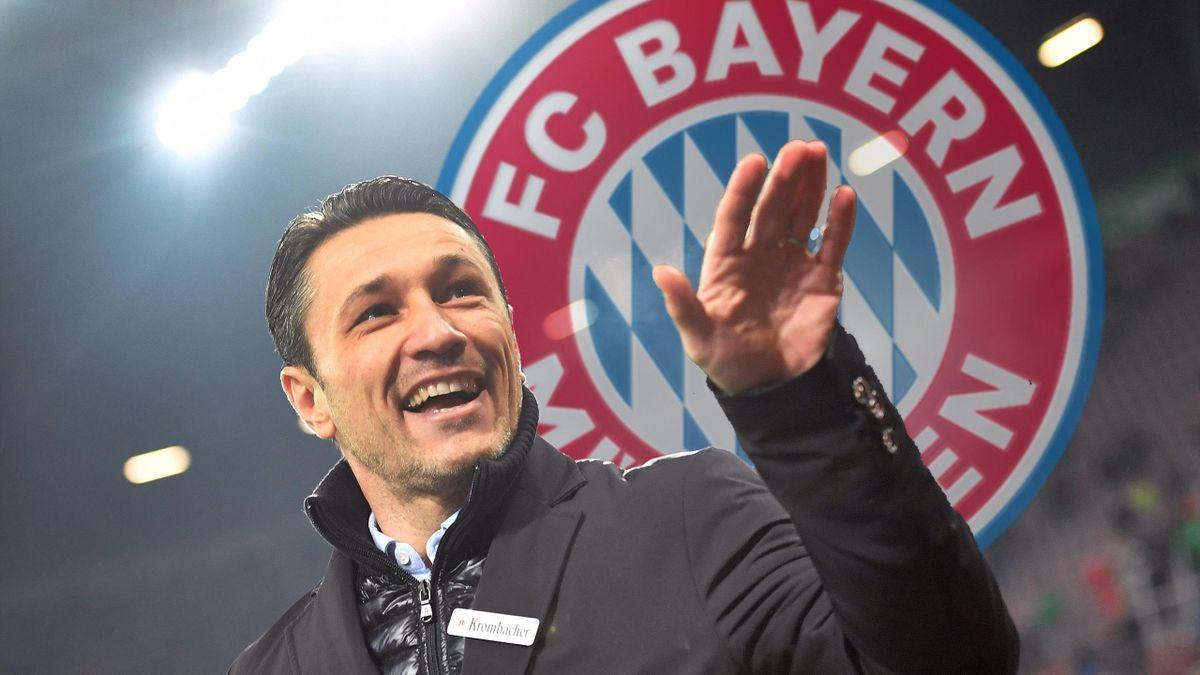Niko Kovac wird neuer Trainer des FC Bayern