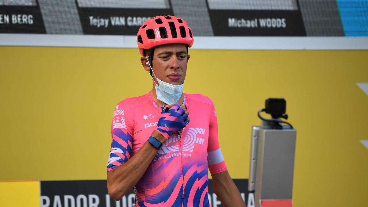 Hugh Carthy of The United Kingdom and Team EF Pro Cycling