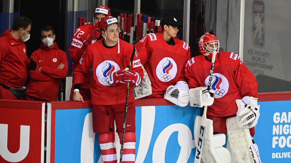 Russland scheitert bei der Eishockey-WM im Viertelfinale an Kanada