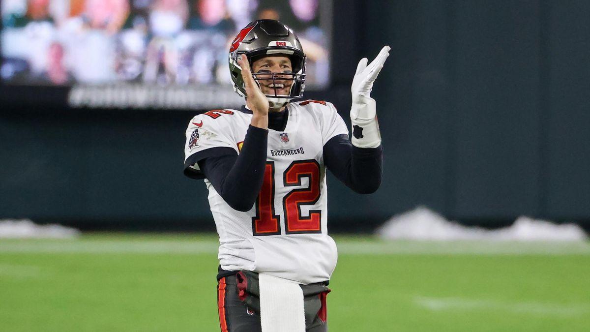 Superstar Tom Brady steht vor seinem zehnten Super Bowl