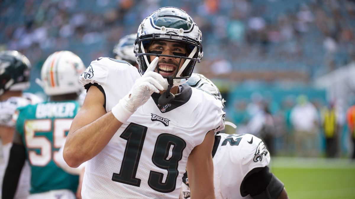 J.J. Arcega-Whiteside (Philadelphia Eagles)