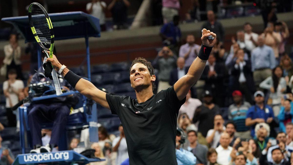 Rafael Nadal - US Open 2017.