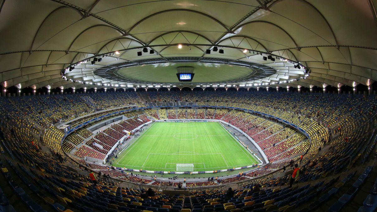 Arena Națională, din București