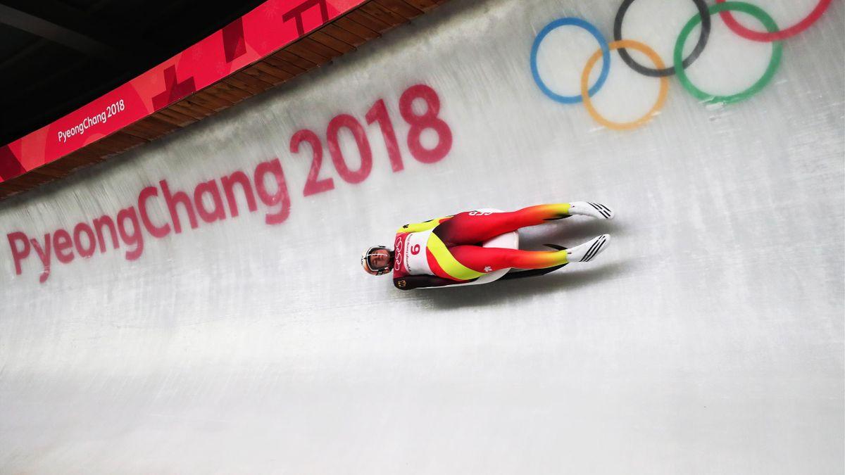 Olympia 2018: Natalie Geisenberger