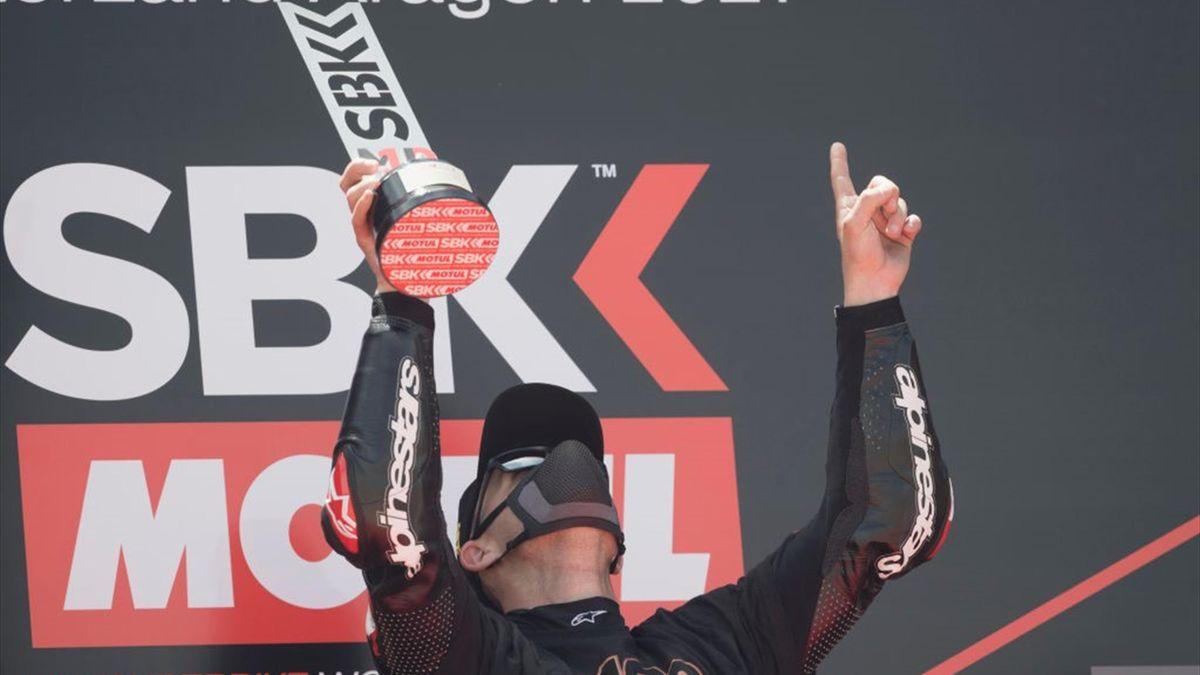 Jonathan Rea - GP Aragon 2021