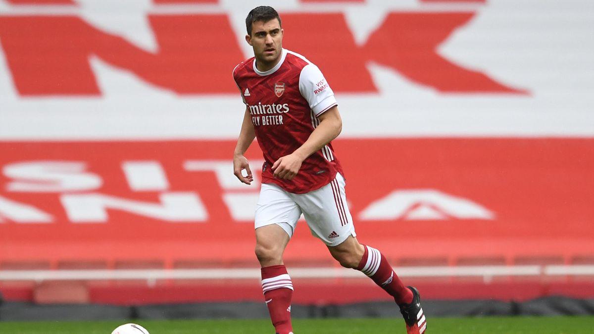 Sokratis - FC Arsenal
