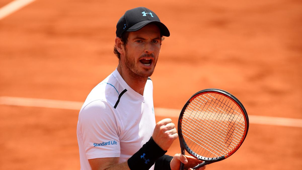 French Open 2017 Order Of Play Day 11 Murray Djokovic Nadal And Wawrinka Ready For Battle Eurosport