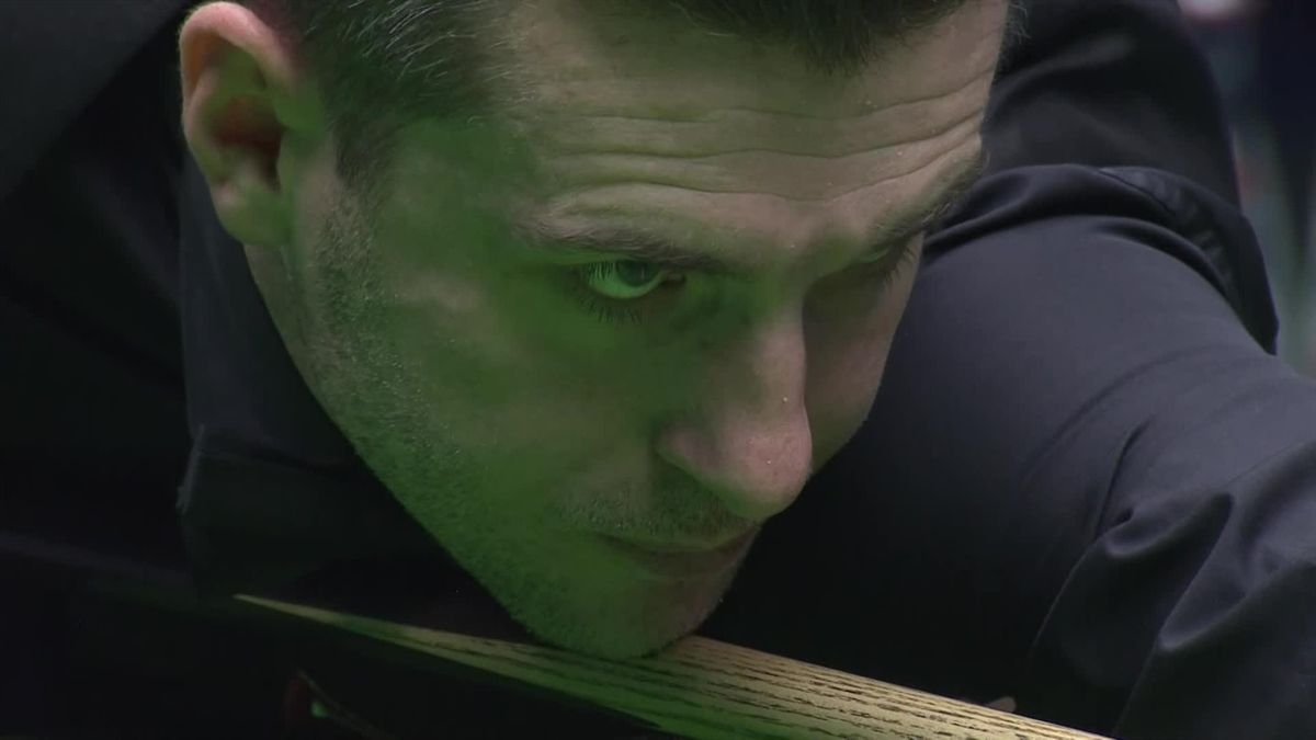 Mark Selby comes from behind to beat David Gilbert