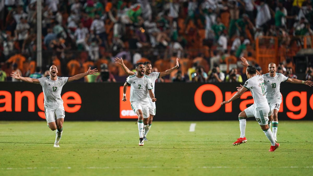 Afrika Cup: Algerien hofft auf den Titel