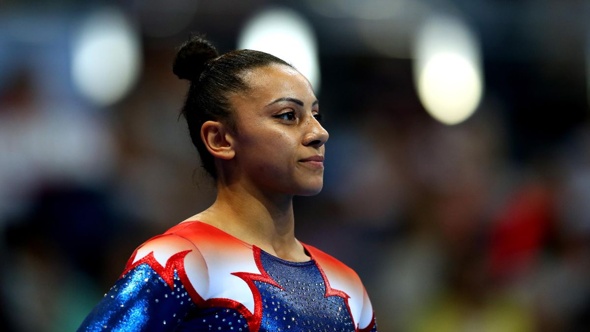 Becky Downie has missed out on Team GB selection