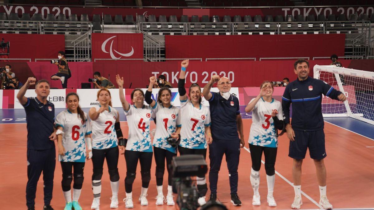 Golbol - Tokyo 2020 Türkiye