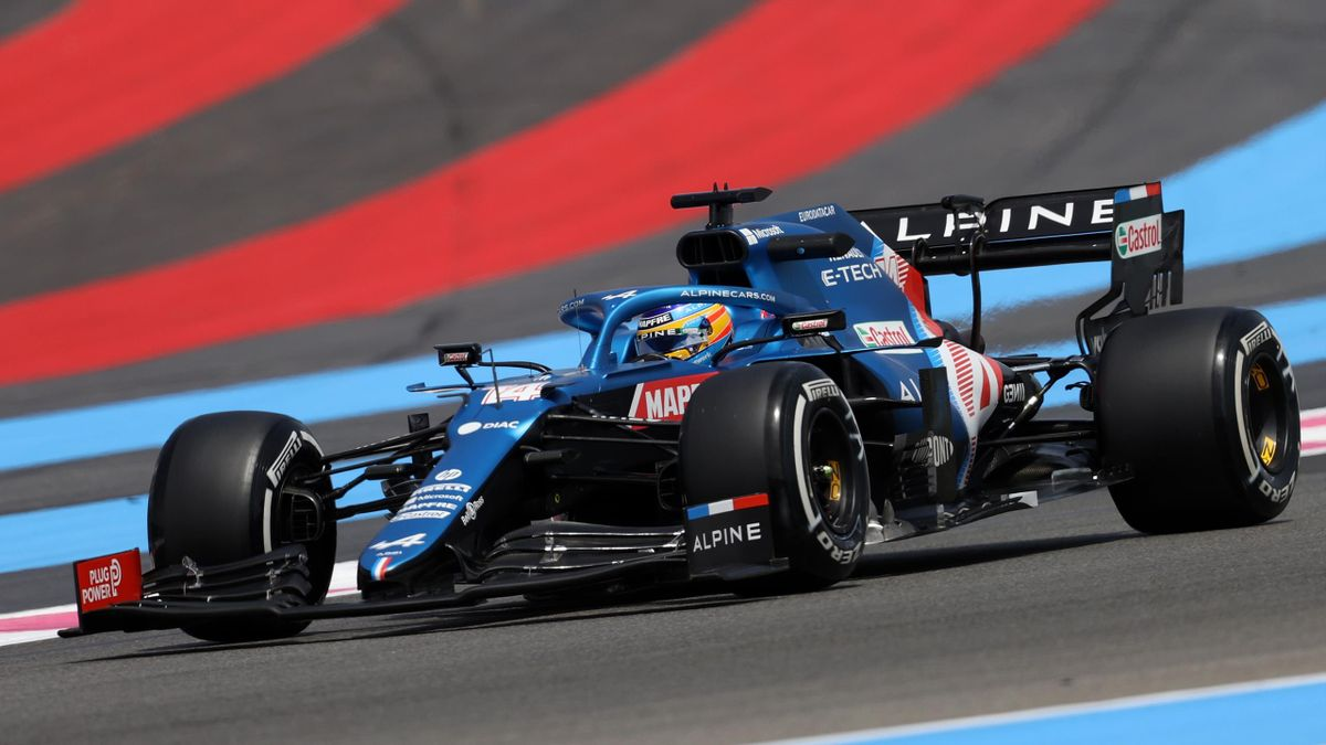 Fernando Alonso (Alpine)