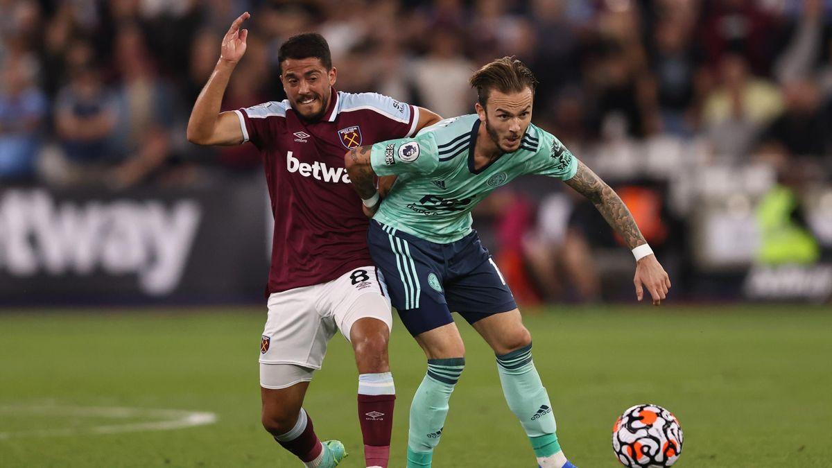 West Ham v Leicester - Follow Live
