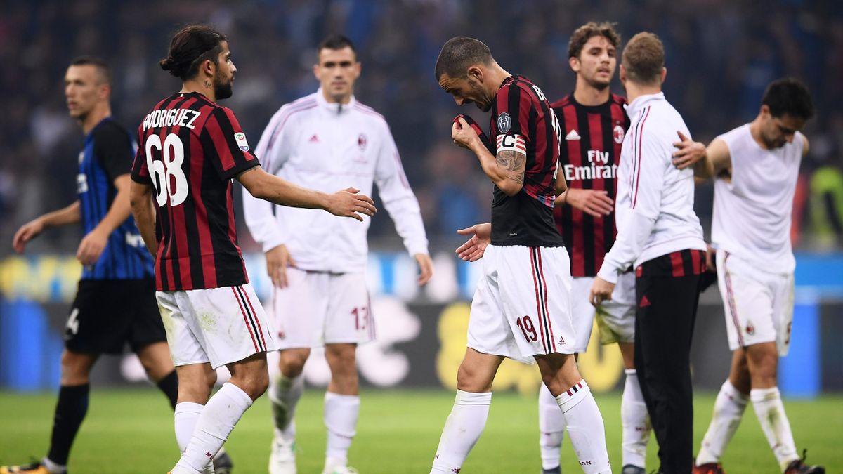 Milan Rodriguez Bonucci derby Inter