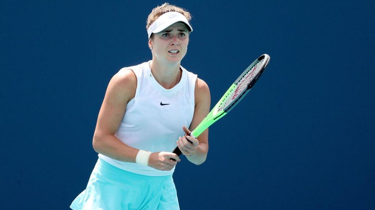 Elina Svitolina - WTA Miami 2021