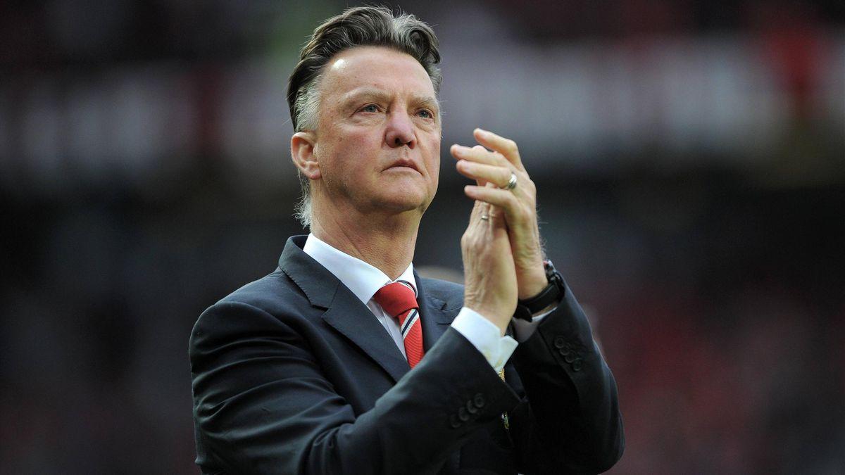 Луи ван Гал («Манчестер Юнайтед»)