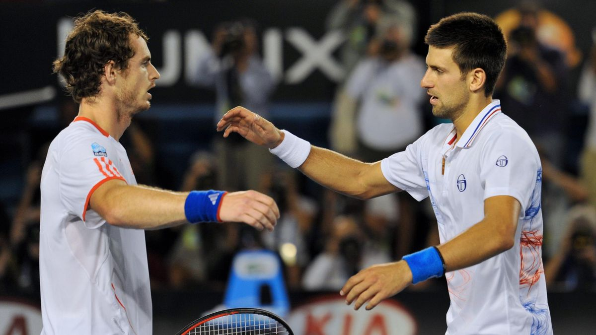 Andy Murray Criticises Novak Djokovic We Need To Respect The Rules Eurosport