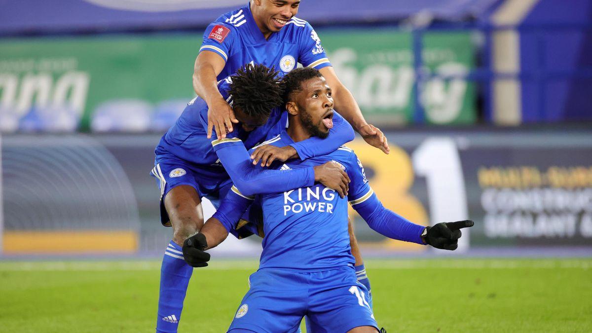 Leicester City zieht in FA-Cup-Halbfinale ein