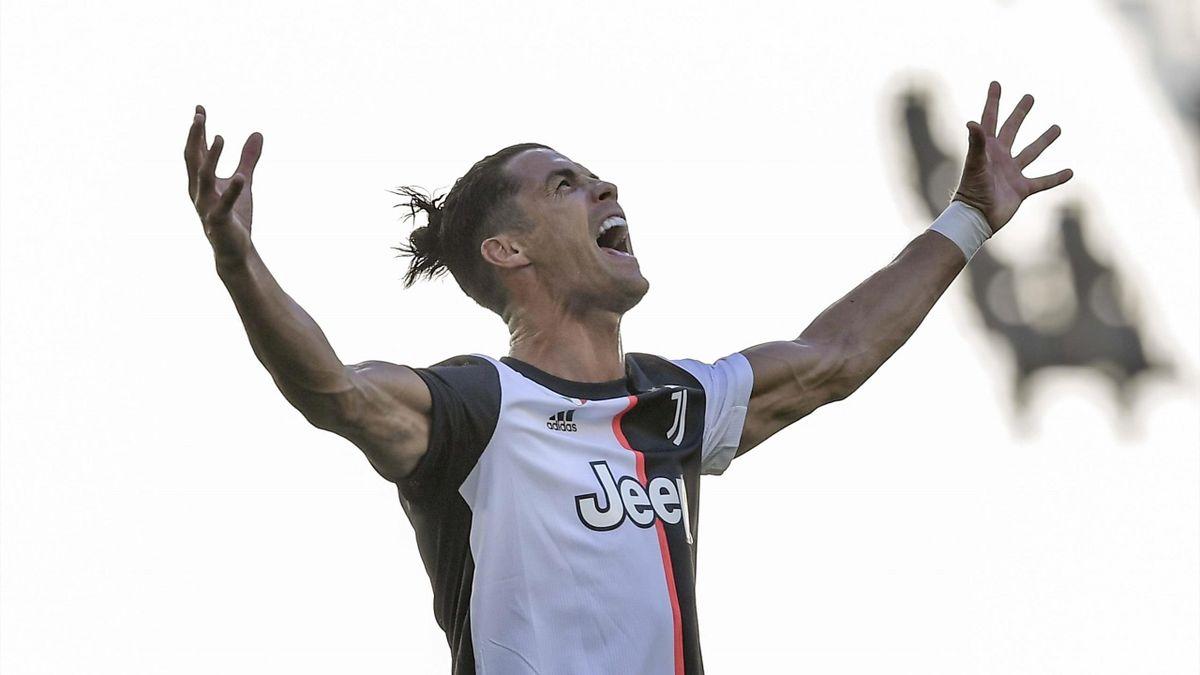 Cristiano Ronaldo, atacantul lui Juventus