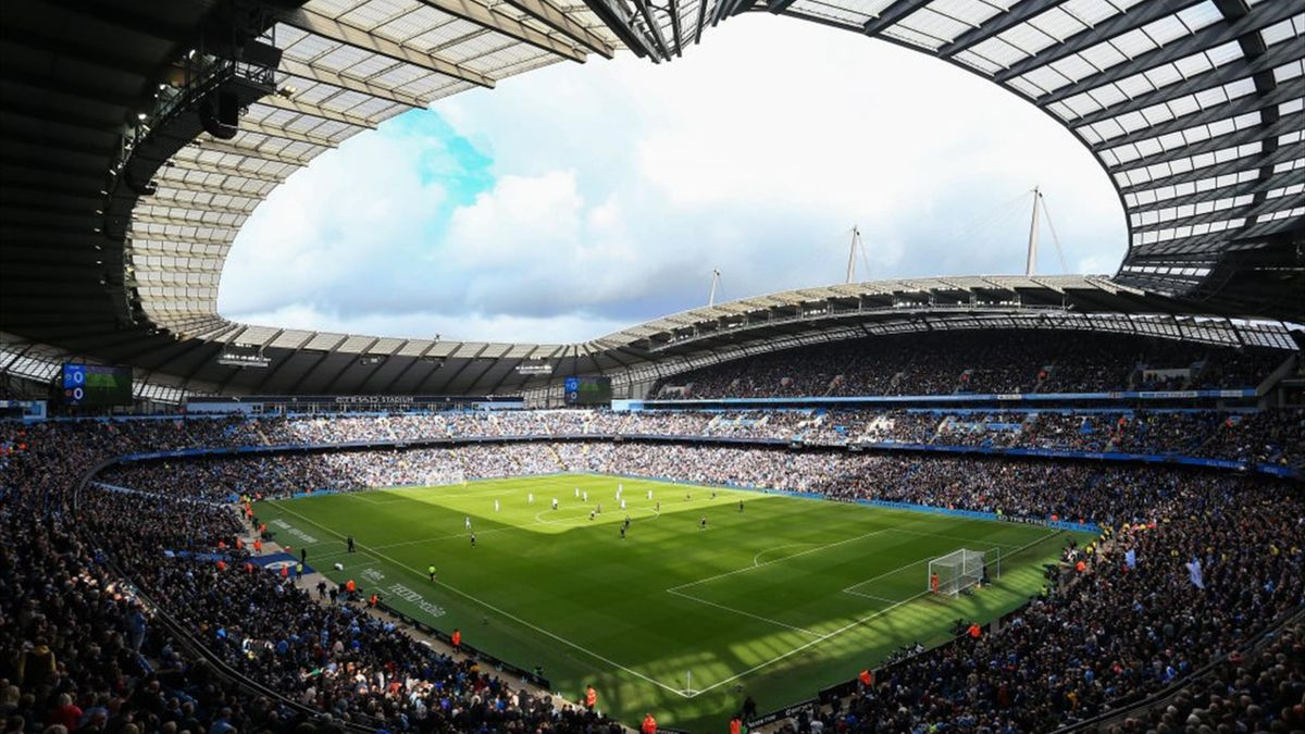 Manchester City Etihad