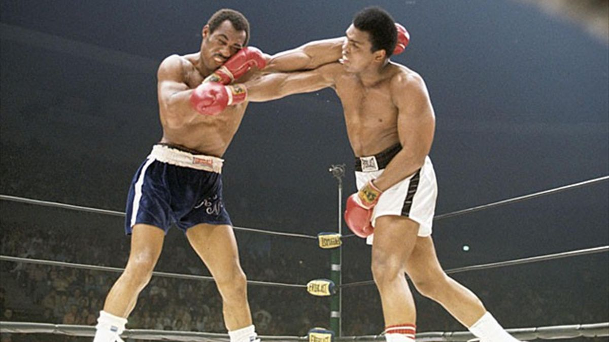 Mohamed Ali Ken Norton